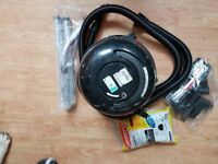 henry hoover Vacuum Cleaner 1 speed new 3 Metre Hose new Brushes new Rods Tool Kit