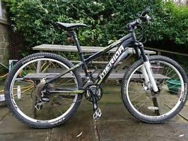 Mountain Bike, Merida TFS 100 Racelite with extras, Bicycle
