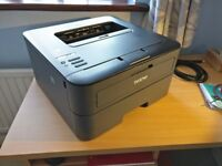 Brother HL-L2360DN Duplex Laser Printer (B/W) Excellent Condition, comes with Printer Cable