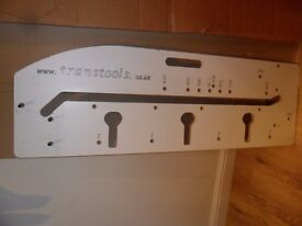 Kitchen Worktop 900mm Jig Router Template - Used