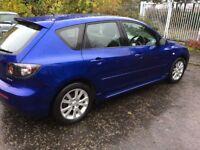 ((( 2008 ))) MAZDA 3 TS 1.6 * 1 OWNER *5 DRS* VERY CLEAN CAR *MOT-12/07/18*like Mazda 6 Ford Focus