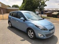 2010 Renault grand scenic 1.5 dci tom Tom 7 Seater 12 months mot/3 months parts and labour warranty