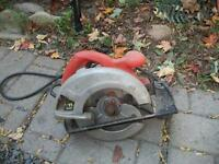 Have   2   Black and DECKER  sKIL  SAWS
