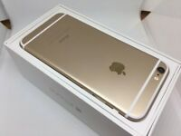 Apple iPhone 6- 128GB - Gold Edition - Network Unlocked - ONLY £135 - Boxed -
