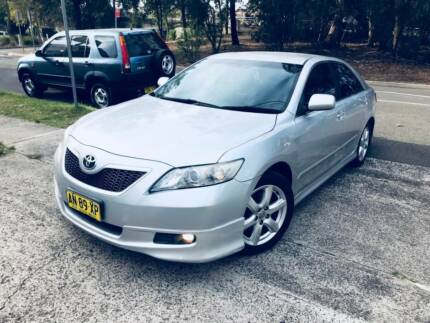 MY07 2006 Toyota Camry Sportivo Low ks LOGBOOKS 2 Keys Mags A1 Sutherland Sutherland Area Preview