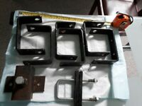 Collection of Trailer Metalwork