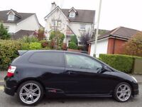 (06) HONDA Civic Type-R i-VTEC PREMIER 1 OWNER, GENUINE 60K MILES, 9 STAMPS, IMMACULATE+ORIGINAL CAR