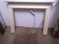 beautiful small wooden fire surround can deliver