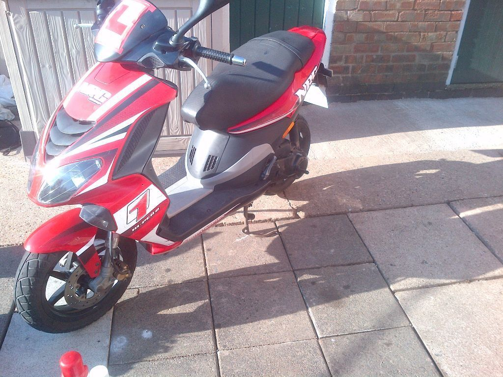 swap piaggio nrg 50cc,50cc,125cc,pitbike,moped, | in kirkby-in