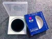 B+W 62mm 110M Multi Coated +10 Stop Neutral Density Filter £60