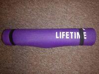 Yoga Mat USA PRO Purple