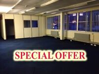 OFFICE(S) TO RENT £200 Per Month - (bills, business rate etc included)