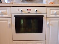 Zanussi Built-in oven in perfect working order and removed ready for collection