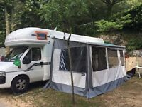 Awning for Autotrail Arapaho Fiat Ducato 2.8