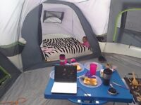 Very large 3 pod tent