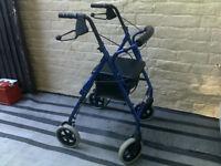DISABLED MOBILITY WALKER/ROLLATOR