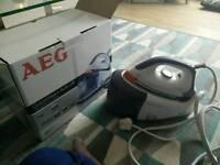 AEG quick steam Auto-Off