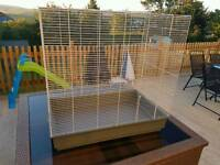 Large Ferplast Jenny Rodent Cage - excellent condition