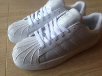 Adidas Originals Superstar Foundation Shoes - UK size 8