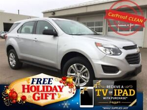 2016 Chevrolet Equinox LS AWD (Colored Touch, Remote Start, Back