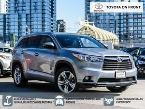 2015 Toyota Highlander Limited AWD  Off Lease