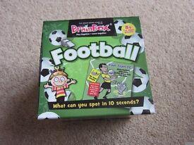 Brainbox Football (like new)