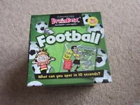 Brainbox Football (like new)