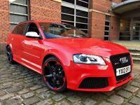 2012 Audi rs3,s3,A3,black edition