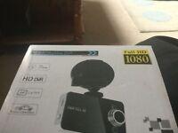 Brand new sealed in box car dash camera full hd bargain £50 Ovno