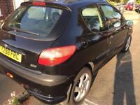 Peugeot 206 XSI **12 Months Mot**