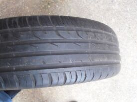 Continental Contipremium Contact2 215/55/R18 99V Tyre