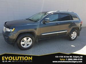2011 Jeep Grand Cherokee LAREDO, 4X4,FINANCE NOW!!!