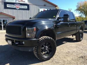 2010 Ford F-250 HARLEY DAVIDSON LIFTED POWERSTROKE!!