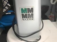 Mazzer super jolly coffee grinder burr grinder