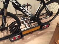 Witter towbar cycle carrier SOLD
