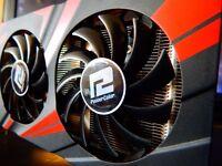 PowerColour AMD R9 270X GPU