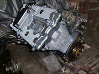 Suzuki Bandit 600 engine.