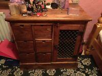 Indian Sheesham Furniture set, Bed, Wardrobe, Chest drawers etc