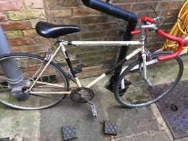 "Raleigh Single Speed Road Bike (19"" Frame) £50"