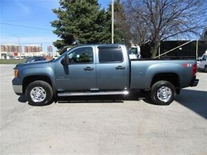 2008 GMC SIERRA 2500HD crewcab 4x4  diesel short box