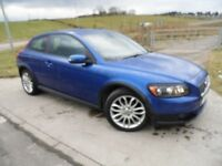 VOLVO C30 1.6 SE 3d 100 BHP 6 Month RAC Parts & Labour Warranty