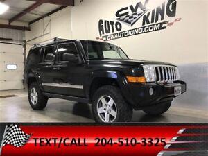 2010 Jeep Commander Sport / Lift / Rubber / Financing