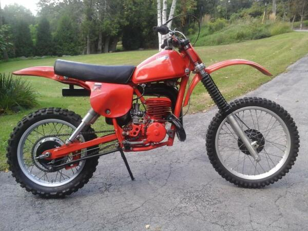 Used 1979 Honda CR