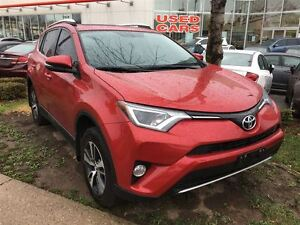 2016 Toyota RAV4 XLE | REAR CAM | CLEAN CARPROOF | SUNROOF | TIN