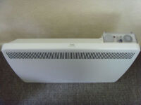 Creda 1kW Convector Panel Heater with 24h Timer