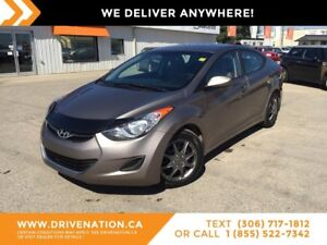 2012 Hyundai Elantra L HEATED SEATS**BLUETOOTH**CRUISE CONTROL