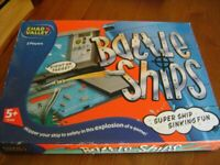BATTLESHIPS GAME BY CHAD VALLEY
