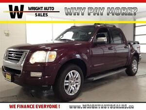 2008 Ford Explorer Sport Trac LIMITED| LEATHER| DVD| SYNC| 4X4|