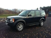 57 plate. LAND ROVER DISCOVEREY TDV6 GS 7 SEATER