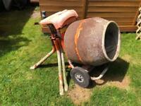 Belle Petrol Cement Concrete Mixer Honda 2.5hp
